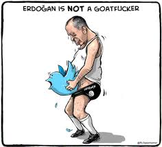 Afbeeldingsresultaat voor Erdogan fuck goat