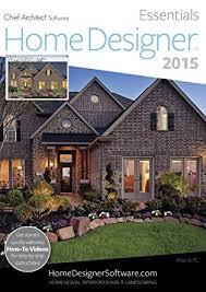 Small Picture Amazoncom Home Designer Essentials 2015 Download Software
