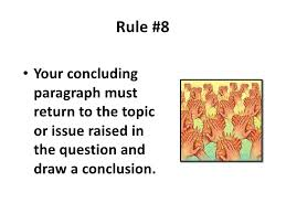 essay writing  golden rules lt br   gt      rule
