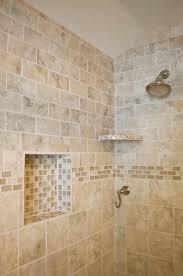 walk shower ideas traditional