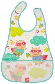 Купить <b>нагрудник</b> и слюнявчик <b>Happy Baby</b> Waterproof Baby Bib Mint