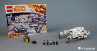 <b>LEGO 75219</b> Imperial AT-Hauler from Solo: A <b>Star Wars</b> Story [Review]