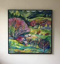 <b>Canvas</b> Art <b>Landscape Paintings</b> for sale | eBay