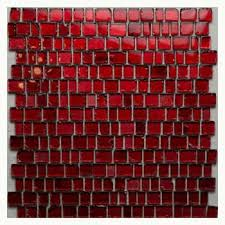 ORRO Mosaic Orro <b>Glass</b> Efes Red 30,9x30,9 | <b>Стеклянная</b> ...