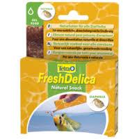 Гелеобразный <b>корм Tetra FreshDelica Daphnia</b> для рыб — <b>Корма</b> ...