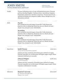 resume template example business word pertaining to  85 fascinating resume template word 2010