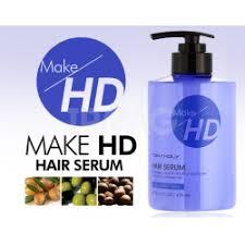 Отзывы о <b>Сыворотка для волос Tony</b> Moly Make HD Hair Serum