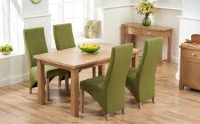 oak dining suite  seater oak dining table sets