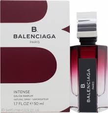 <b>Balenciaga B</b>. Balenciaga <b>Intense</b> Eau de Parfum 50ml Spray