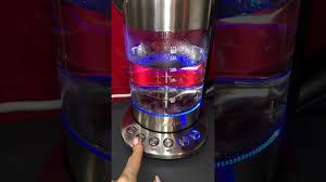 Обзор по чесноку <b>электрического чайник KITFORT</b> KT-622 ...