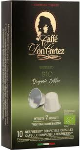 Кофе в капсулах <b>Don Cortez Bio</b>, 10 шт — купить в интернет ...