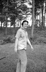 postscript harper lee the new yorker harper lee is shown playing golf at a country club in monroeville alabama in