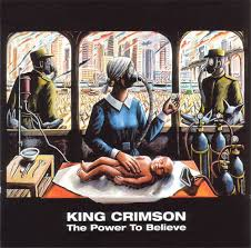 <b>King Crimson - The</b> Power To Believe | Releases | Discogs