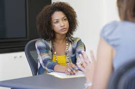 how to do well in a job interview mypraise 102 5 atlanta african american w taking an interview of a w