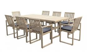 Harper <b>9 Piece Dining</b> Setting