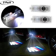 Led <b>Car Door</b> Lights with <b>Car</b> Logo Projector Lights <b>M Performance</b> ...