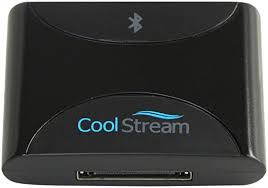 CoolStream Duo Bluetooth Adapter for iPhone iPod ... - Amazon.com