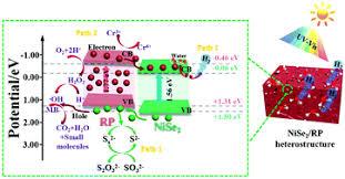 Porous <b>honeycomb</b>-like NiSe2/<b>red</b> phosphorus heteroarchitectures ...