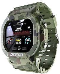 Ocean Smart Watch Men Fitness Tracker Blood ... - Amazon.com