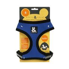 Rufus And Coco Dog Harness Soft Mesh Blue   Pet Circle