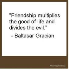 Inspirational Friendship Quotes! on Pinterest   Friendship quotes ...