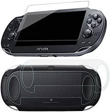 SNNC PlayStation Vita 1000 <b>Screen Protector Anti</b>-<b>Scratch</b> ...