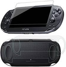 SNNC PlayStation Vita 1000 Screen Protector <b>Anti</b>-<b>Scratch</b> ...