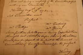 <b>Committees</b> of Correspondence - Definition, Date & Purpose ...