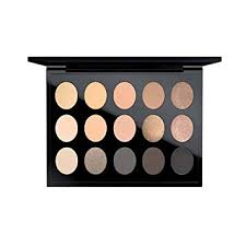Eyes On MAC In The Flesh x 15 Eyeshadow Palette ... - Amazon.com