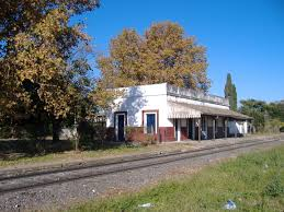 Sarratea railway station