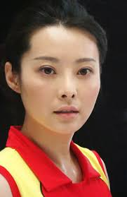 Chinese mainland actress Yuan Li shoots a short film promoting the upcoming Beijing Olympics on April ... - 4580yuan_li_1