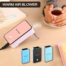 bluelans 50W Winter Desk Mini Electric Fan Heater Portable ... - Vova