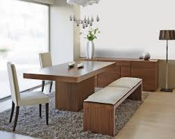 Kitchen Table With Benches Set Dining Room Tables With Benches And Chairs Justinbieberfaninfo