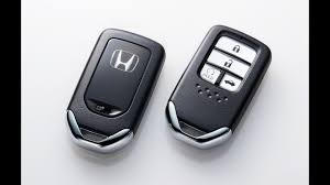 What to do when your Honda <b>Smart Key's</b> battery goes flat? - YouTube