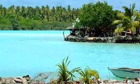 Paisaje de Tokelau, primer país basado en energía solar