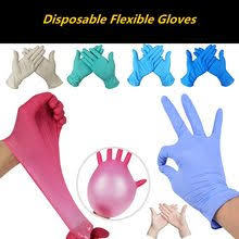 Compare prices on <b>100pcs Disposable</b> Gloves Latex for Home ...