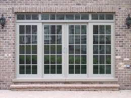 sliding french patio doors