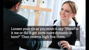 bad job interview advice