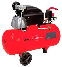 <b>Компрессор</b> масляный <b>Fubag FC 230/50</b> CM2, 50 л, 1.5 кВт ...
