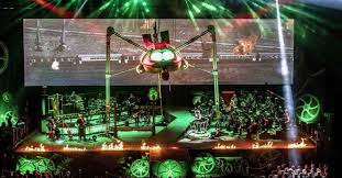 <b>Jeff Wayne's</b> The War of the Worlds is being streamed online this ...
