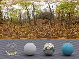 HDRI: <b>Autumn Forest</b> 01 | HDRI Haven