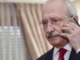 Kılıçdaroğlu'ndan Eren Bülbül'ün ailesine taziye telefonu