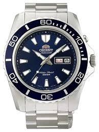 Дайверские <b>часы Orient EM75002D</b>|Купить недорого