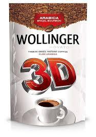 <b>Кофе Wollinger 3D</b>, <b>растворимый</b> натуральный ...