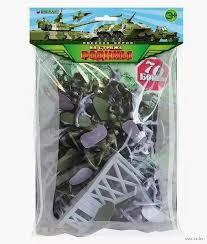 """<b>Набор</b> солдатиков """"Рота солдат"""" <b>БИПЛАНТ</b> 12053 — купить в ..."""