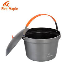 <b>Fire maple</b> product <b>feast</b> Outdoor camping picnic <b>cooking</b> pot ...