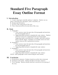 Term Paper Outline Apa Format Example Essay Formatting Proper How     FAMU Online