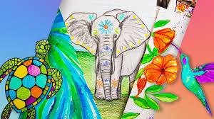 Online Art Class for Beginners & Kids - YouTube