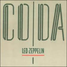 <b>Coda</b> by <b>Led Zeppelin</b>