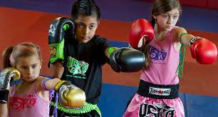 Afbeeldingsresultaat voor kickboxing kids